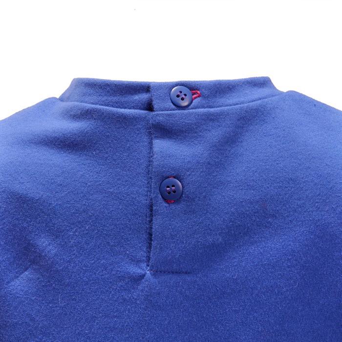 520 Baby Gym Sweatshirt - Blue Print - 1191612