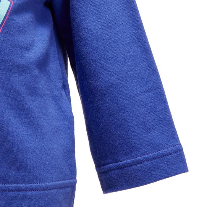 520 Baby Gym Sweatshirt - Blue Print - 1191616
