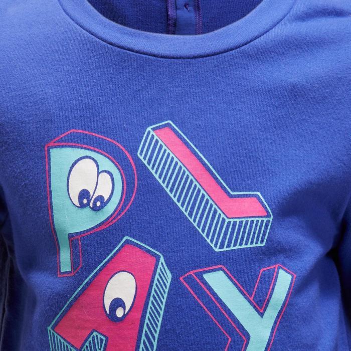 520 Baby Gym Sweatshirt - Blue Print - 1191645