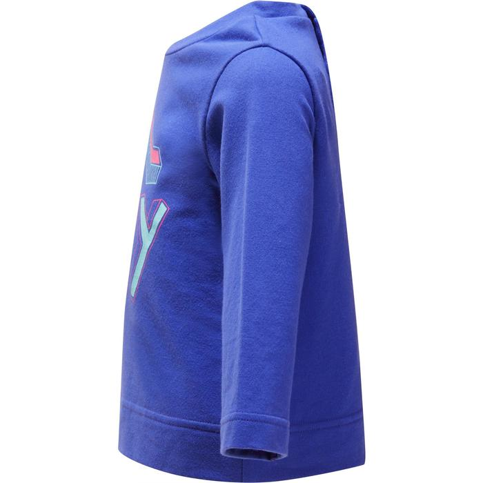 520 Baby Gym Sweatshirt - Blue Print - 1191659