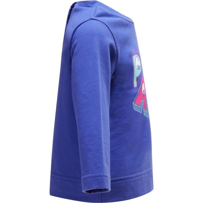 520 Baby Gym Sweatshirt - Blue Print - 1191759