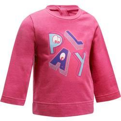 520 Baby Gym Sweatshirt - Pink Print