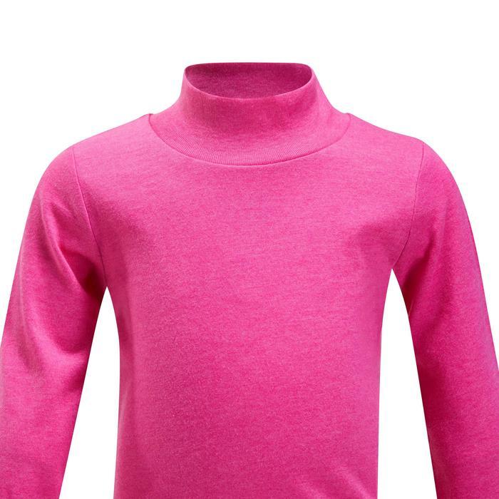 Lot x2 T-Shirt manches longues col montant imprimé Gym baby - 1191802