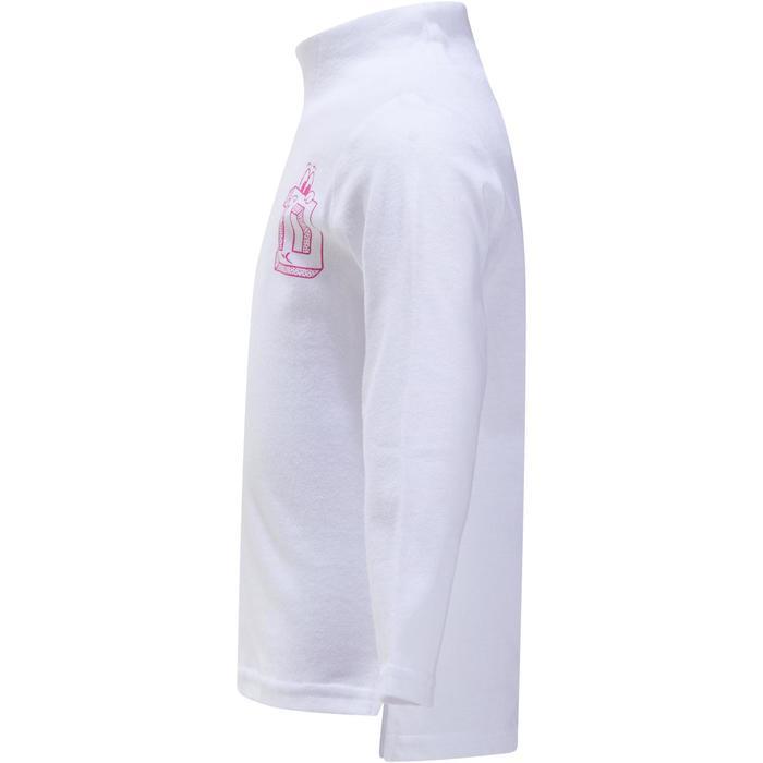 Lot x2 T-Shirt manches longues col montant imprimé Gym baby - 1191816