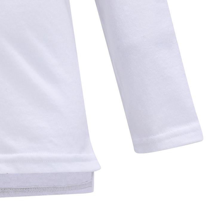 Lot x2 T-Shirt manches longues col montant imprimé Gym baby - 1191872
