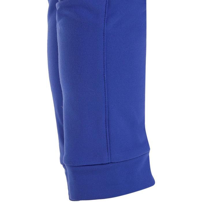 Pantalón 560 cálido de gimnasia infantil azul