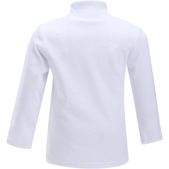 Lot x2 T-Shirt manches longues col montant imprimé Gym baby - 1191877