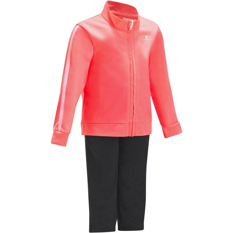 S500 Gym'y Baby Gym Tracksuit - Pink