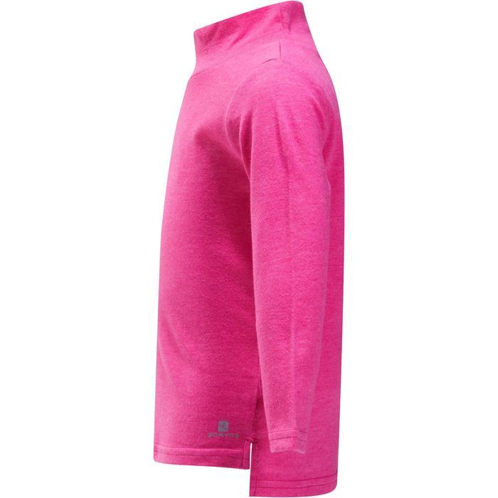 Lot x2 T-Shirt manches longues col montant imprimé Gym baby - 1191912