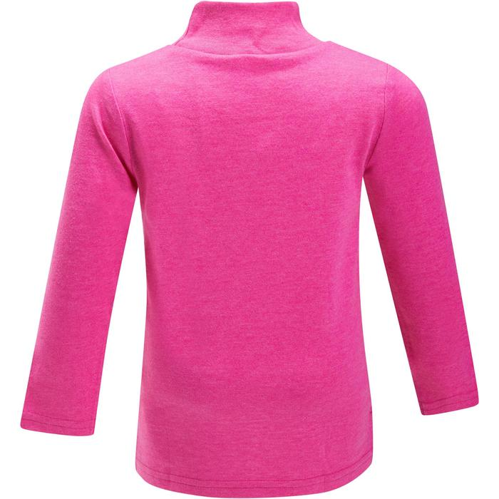 Lot x2 T-Shirt manches longues col montant imprimé Gym baby - 1191919