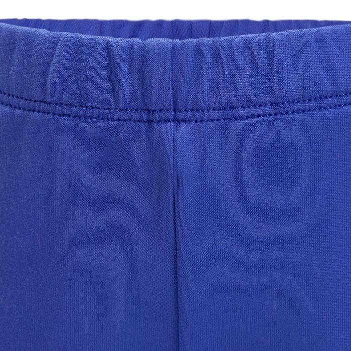 Warme broek 560 gym, voor peuters en kleuters, blauw