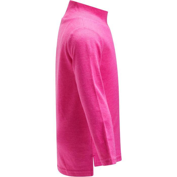Lot x2 T-Shirt manches longues col montant imprimé Gym baby - 1191991