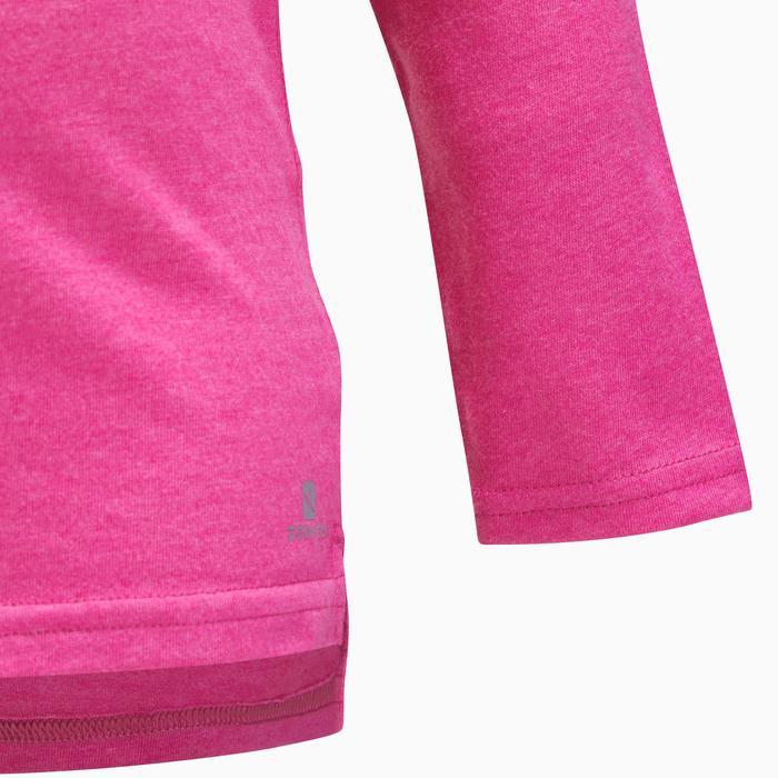 Lot x2 T-Shirt manches longues col montant imprimé Gym baby - 1191994