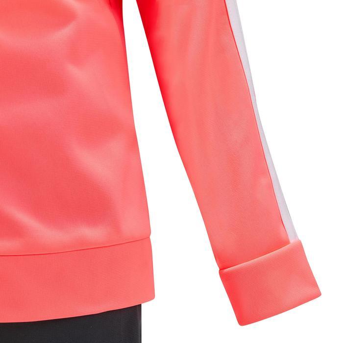Trainingsanzug S500 Gym'Y Babyturnen rosa