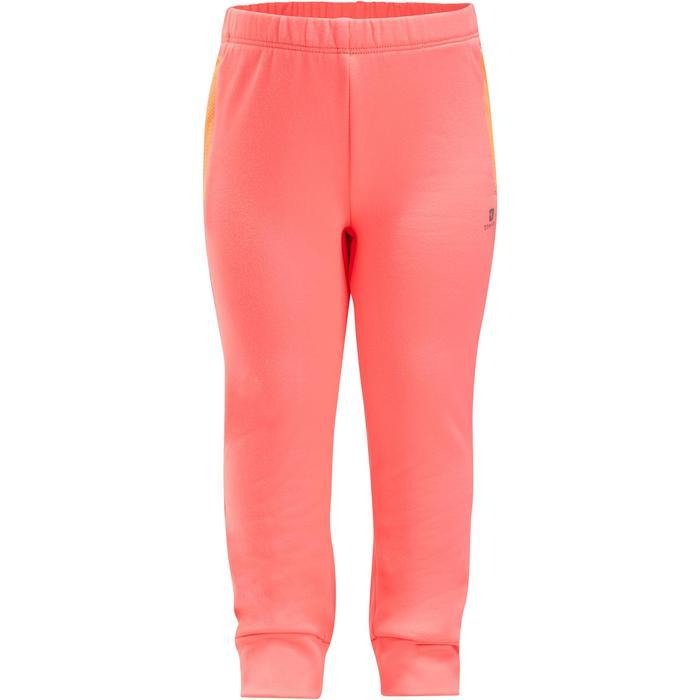 Jogginghose warm 560 Gym Baby rosa