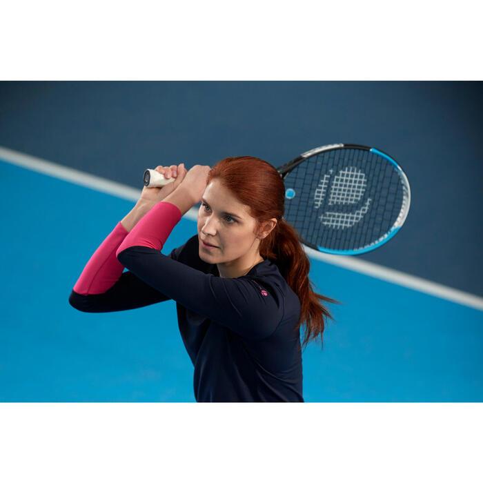 Dames T-shirt Essentiel badminton/tennis/tafeltennis/padel/squash - 1192049