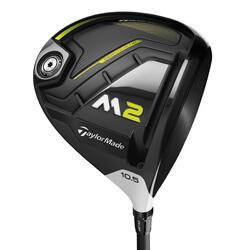 Driver golf Taylormade M2 rechtshandig staal lage snelheid en maat 2