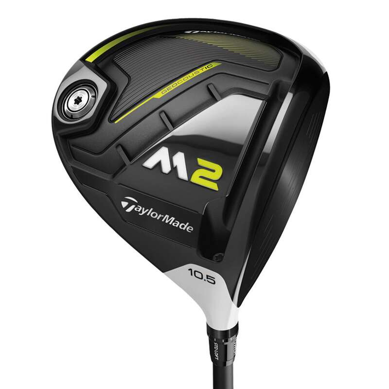 MAZZE GOLF GIOCATORE INTERMEDIO Golf - Driver adulto M2 12° senior TAYLORMADE - Mazze da golf