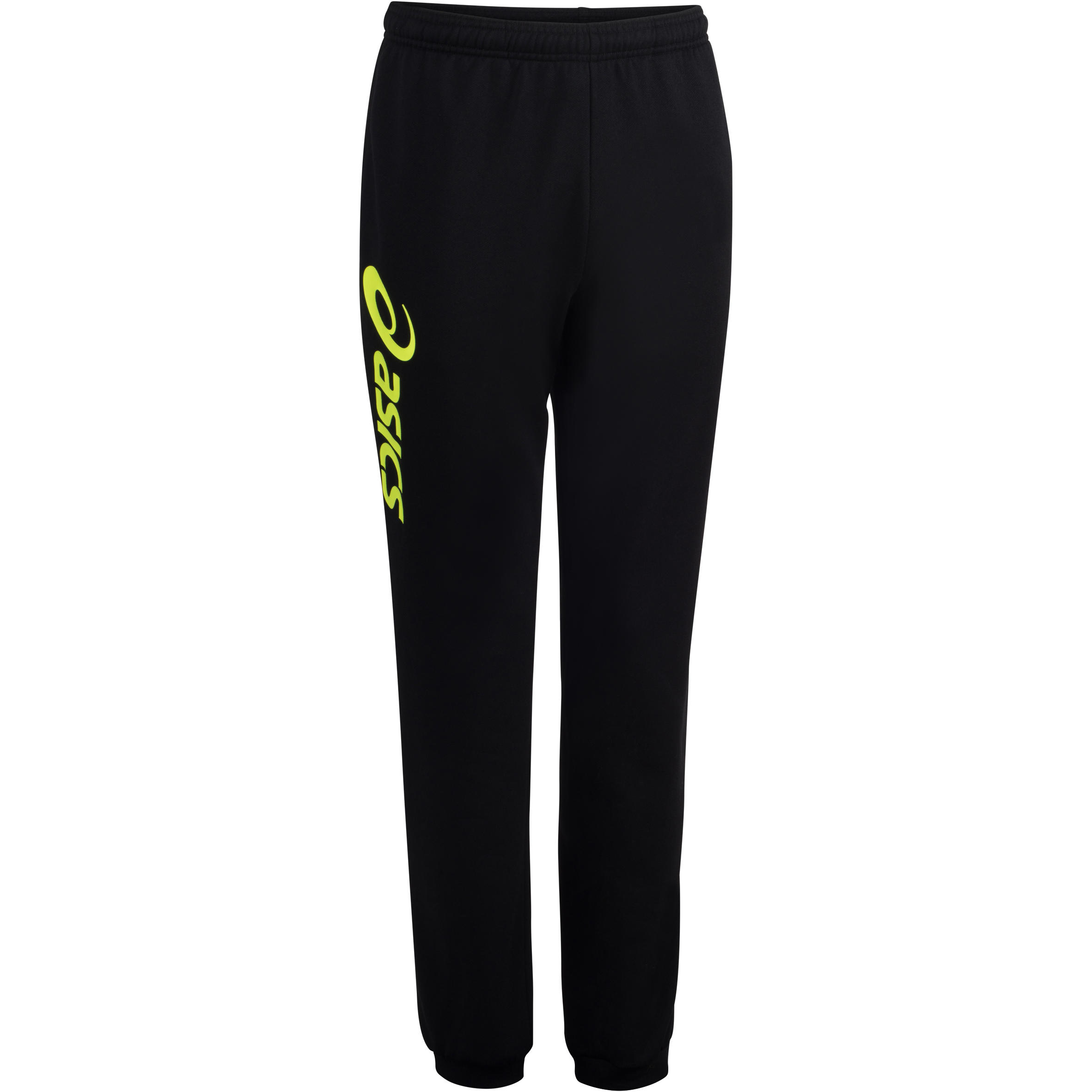 Asics Joggingbroek Sigma voor volwassenen zwart/geel