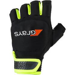Handschoen Touch veldhockey zwart Grays
