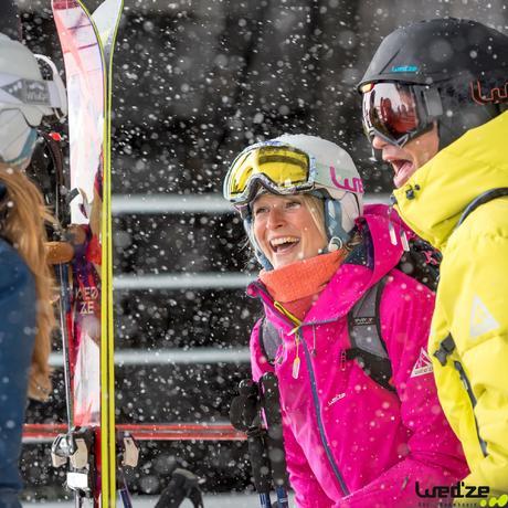 masque de ski et snowboard land 700 tous temps photochromique noir 17 wedze. Black Bedroom Furniture Sets. Home Design Ideas