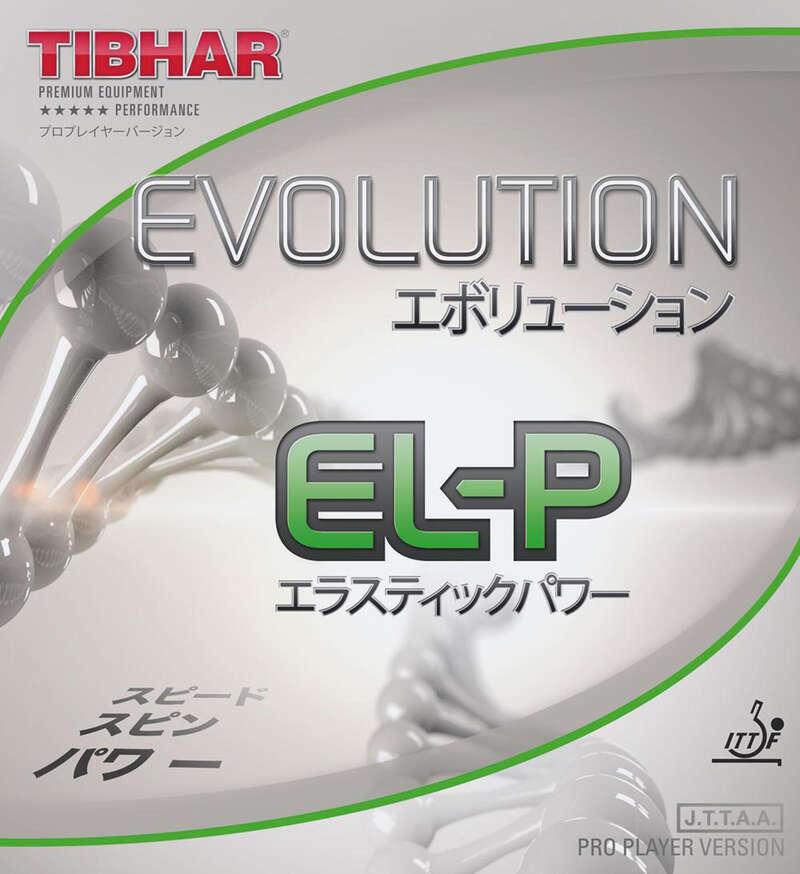 DOSKY, POŤAHY A DOPLNKY NA STOLNÝ TENIS STOLNÝ TENIS - POŤAH EVOLUTION EL-P TIBHAR - VYBAVENIE NA STOLNÝ TENIS
