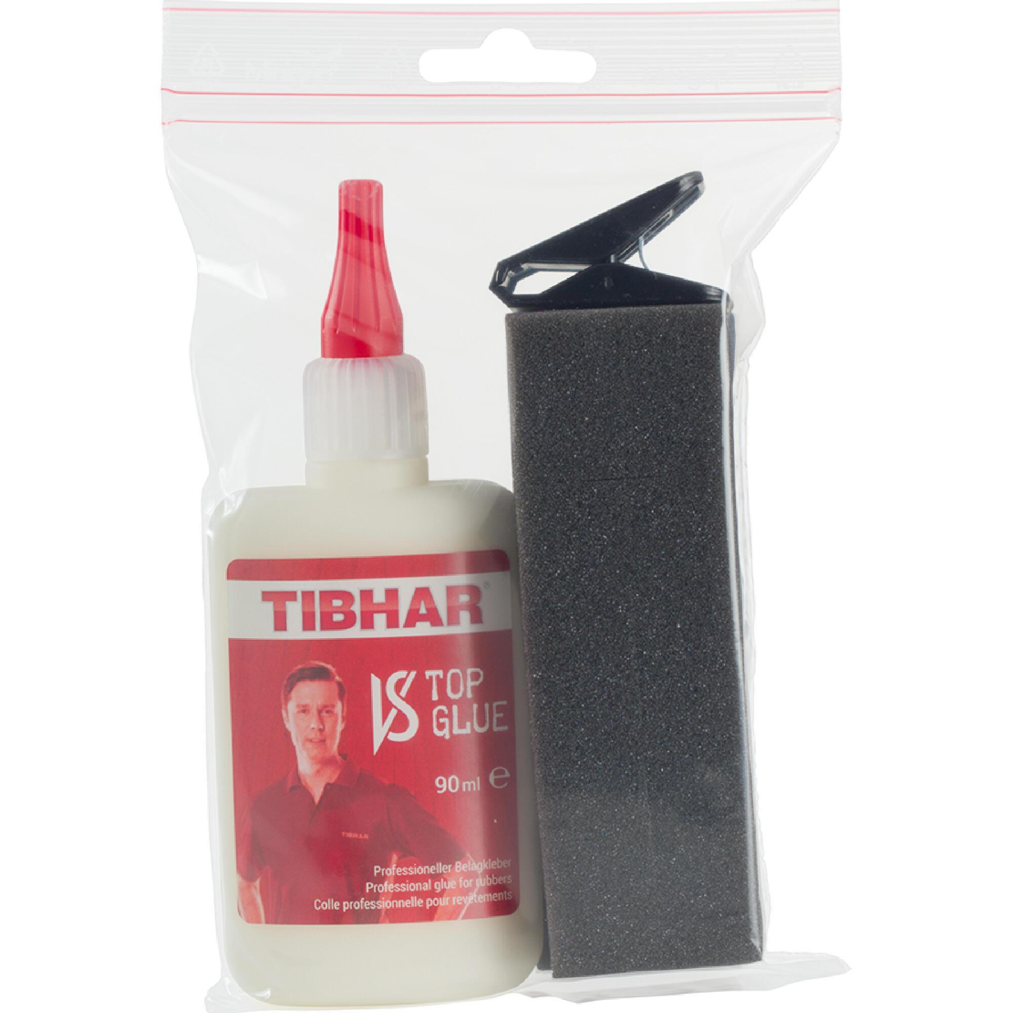 Tibhar Lijm voor rubbers van tafeltennisbatjes Top Glue