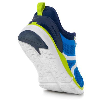 حذاء مشيّ رجالي SOFT 540 - أزرق / أصفر