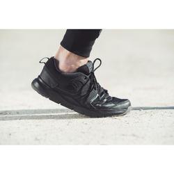 Chaussures marche sportive homme HW 100 noir