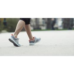 6cc770e4f0c Newfeel Leren damessneakers voor sportief wandelen HW 540 | Decathlon.nl