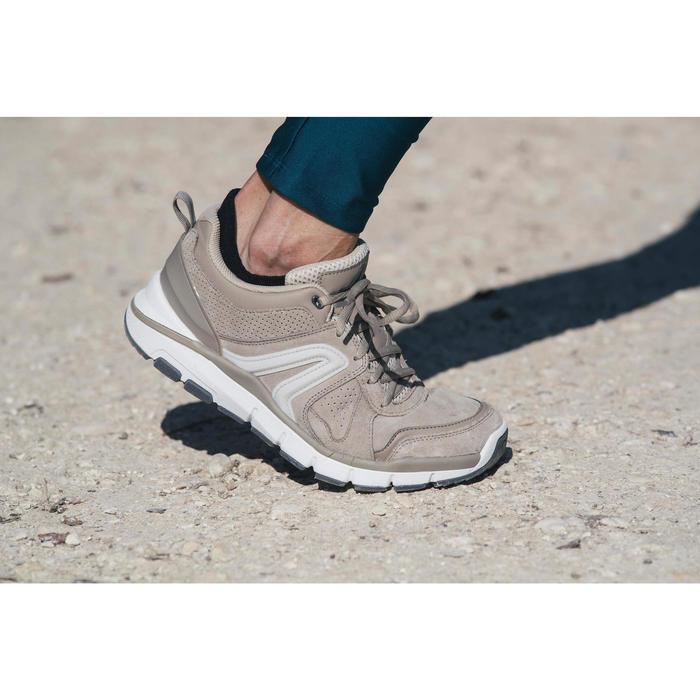 f5adddc2f7f4b Newfeel Chaussures marche sportive femme HW 540 cuir | Decathlon