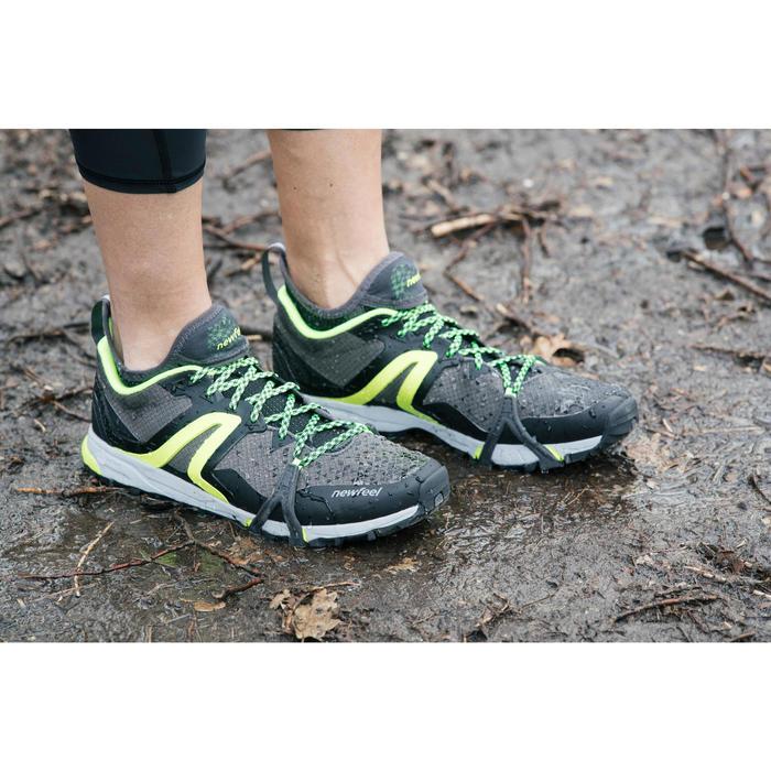 Zapatillas marcha nórdica hombre NW 900 negras / verdes