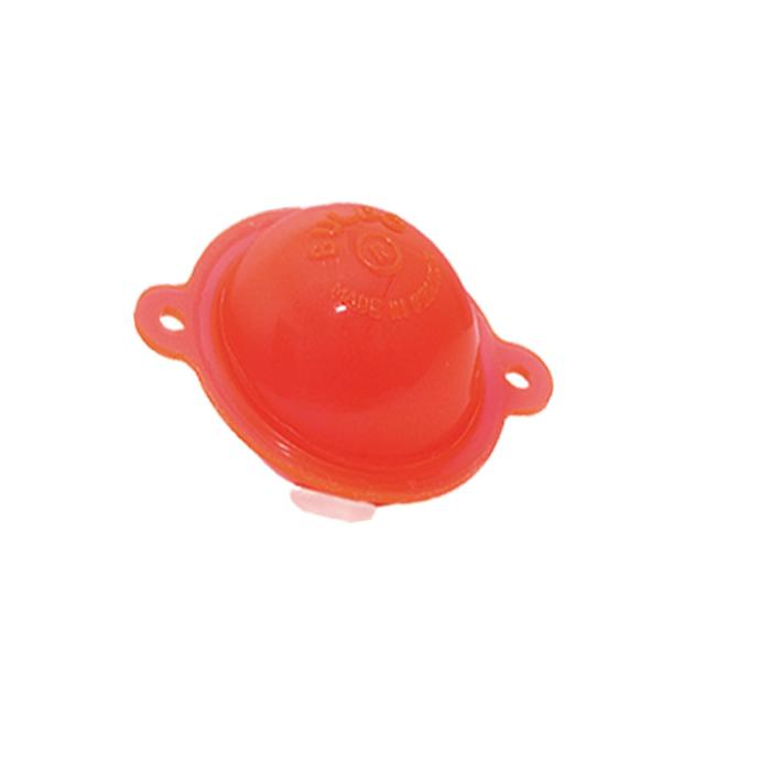 WATERBOLDOBBERS HENGELSPORT <15 G BOLVORMIGE BULDO ROOD NR.3 X3