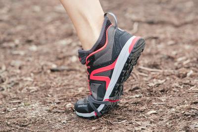 Chaussures de marche nordique femme NW 900 Flex-H noir / rose