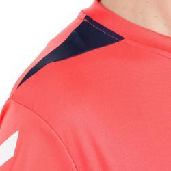 Camiseta de Balonmano Hummel Campaign Mujer Rosa Azul