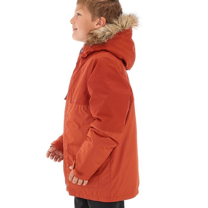 Veste chaude imperméable de randonnée Garçon XX WARM - 1192707
