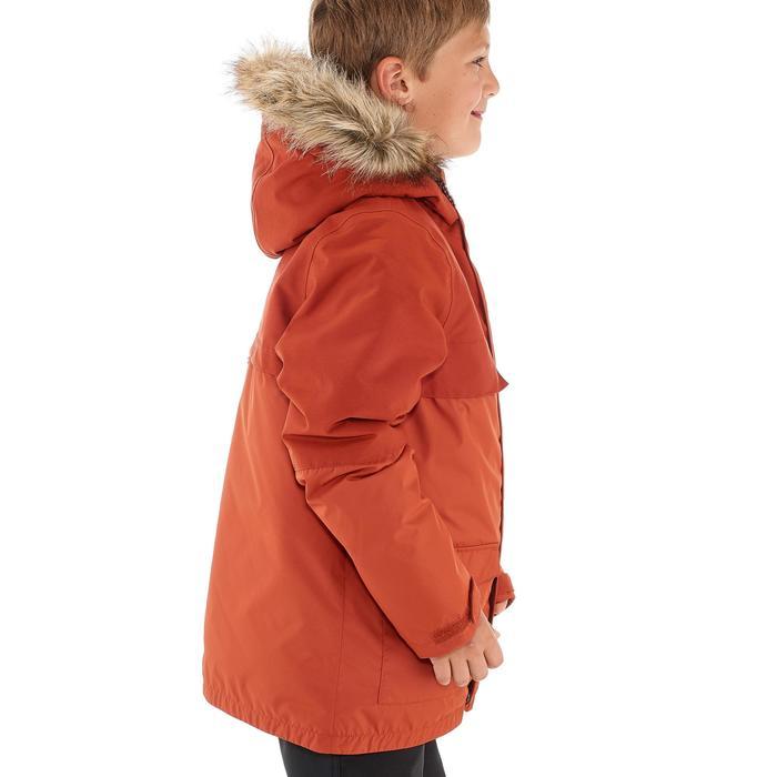 Veste chaude imperméable de randonnée Garçon XX WARM - 1192711