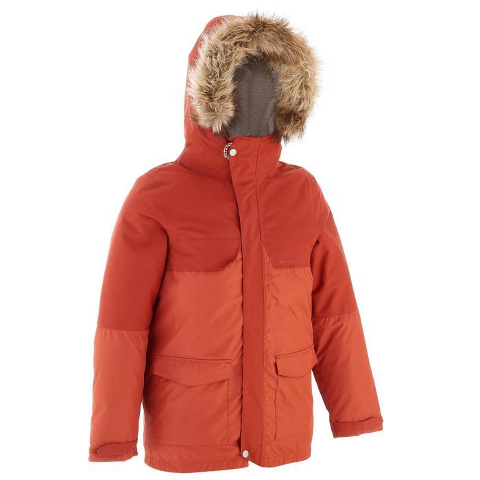 Veste chaude imperméable de randonnée Garçon XX WARM - 1192716