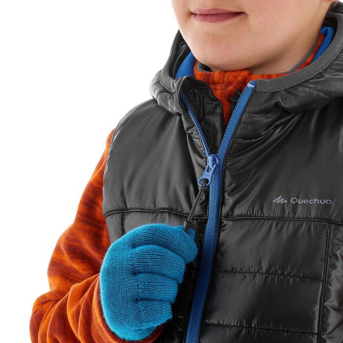 Gilet doudoune de randonnée Hike 500 fille - 1192726