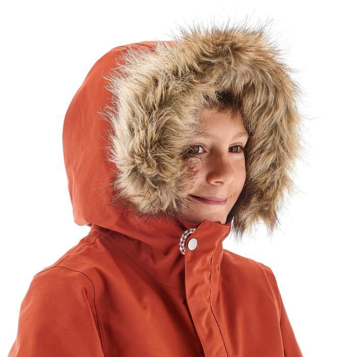 Veste chaude imperméable de randonnée Garçon XX WARM - 1192738