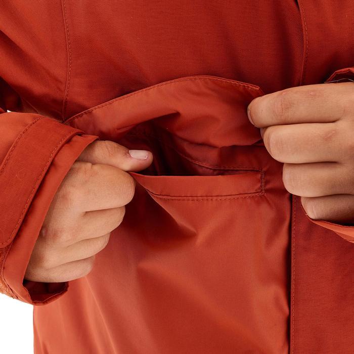 Veste chaude imperméable de randonnée Garçon XX WARM - 1192742