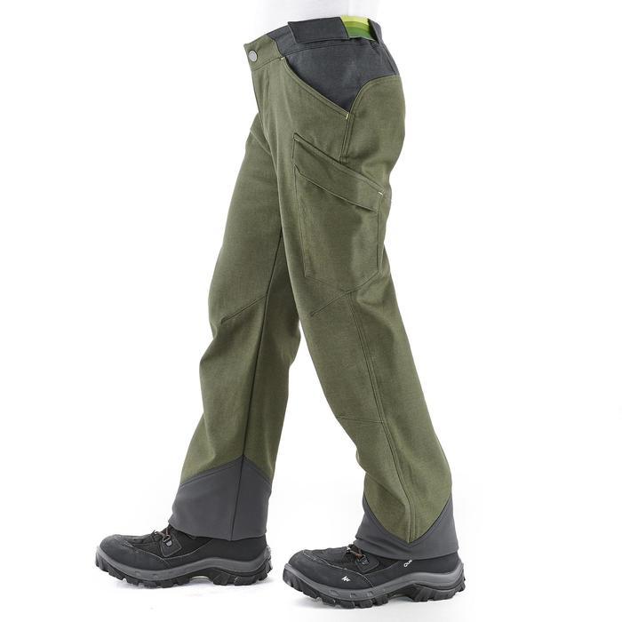 Pantalon de randonnée neige junior SH100 warm - 1192749
