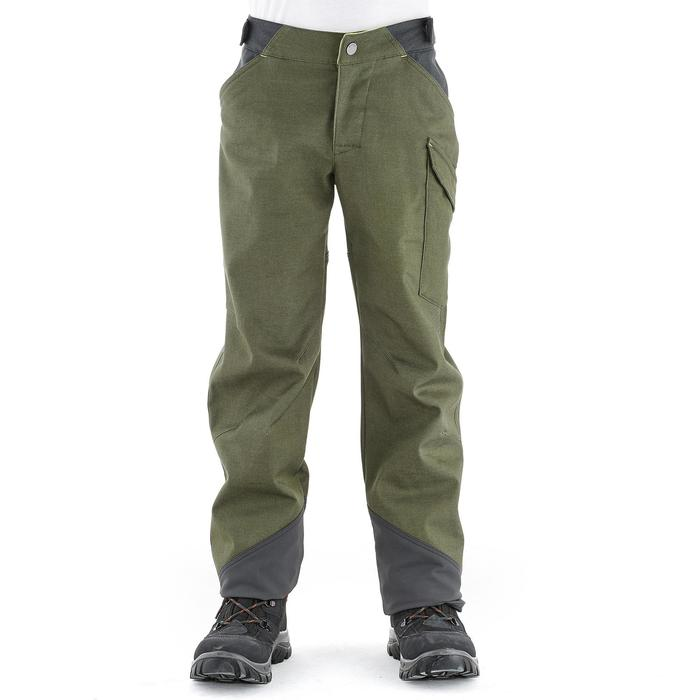 Pantalon de randonnée neige junior SH100 warm - 1192770
