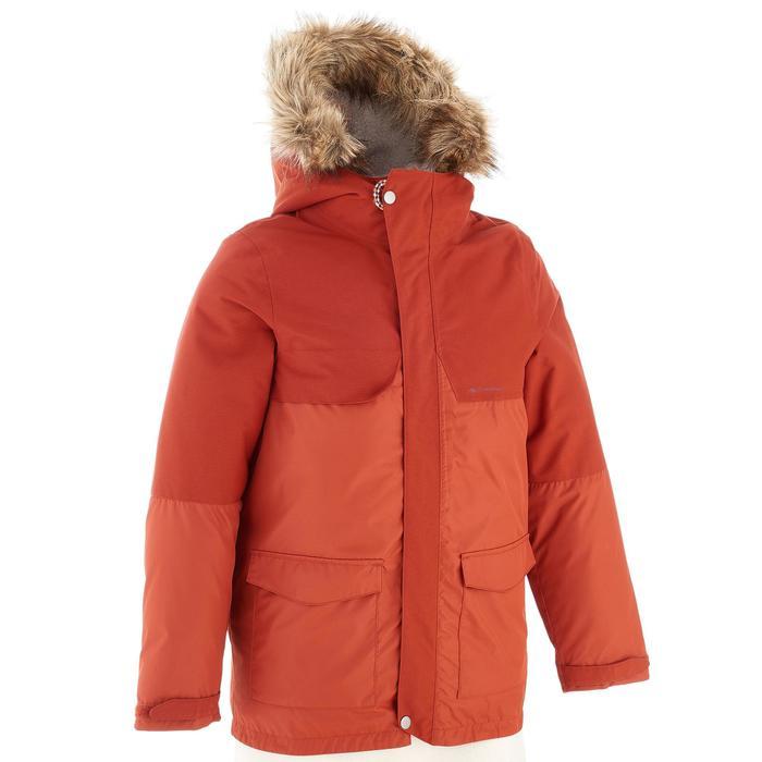 Veste chaude imperméable de randonnée Garçon XX WARM - 1192779
