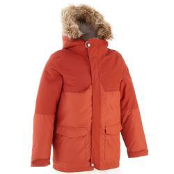 Veste chaude imperméable de randonnée Garçon XX WARM