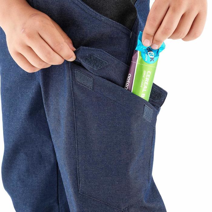 Pantalon de randonnée neige junior SH100 warm - 1192809