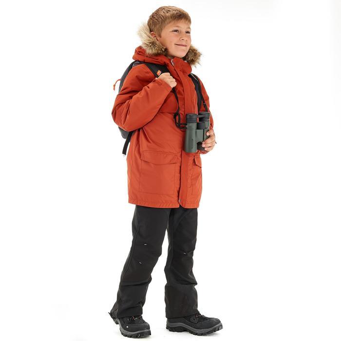 Veste chaude imperméable de randonnée Garçon XX WARM - 1192815