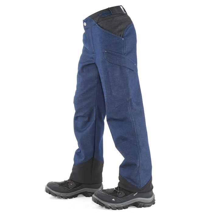 Pantalon de randonnée neige junior SH100 warm - 1192825