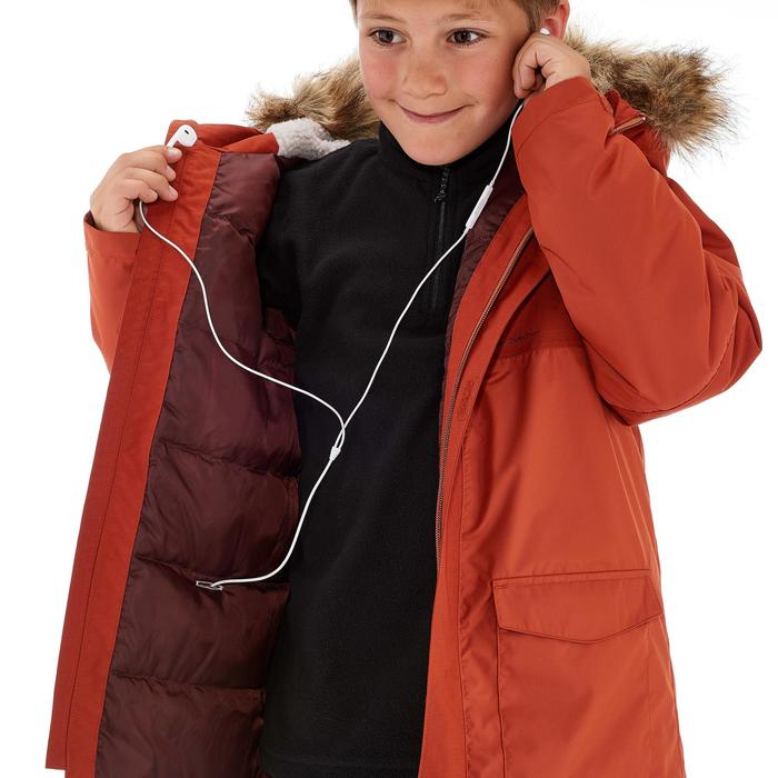 Veste chaude imperméable de randonnée Garçon XX WARM - 1192845