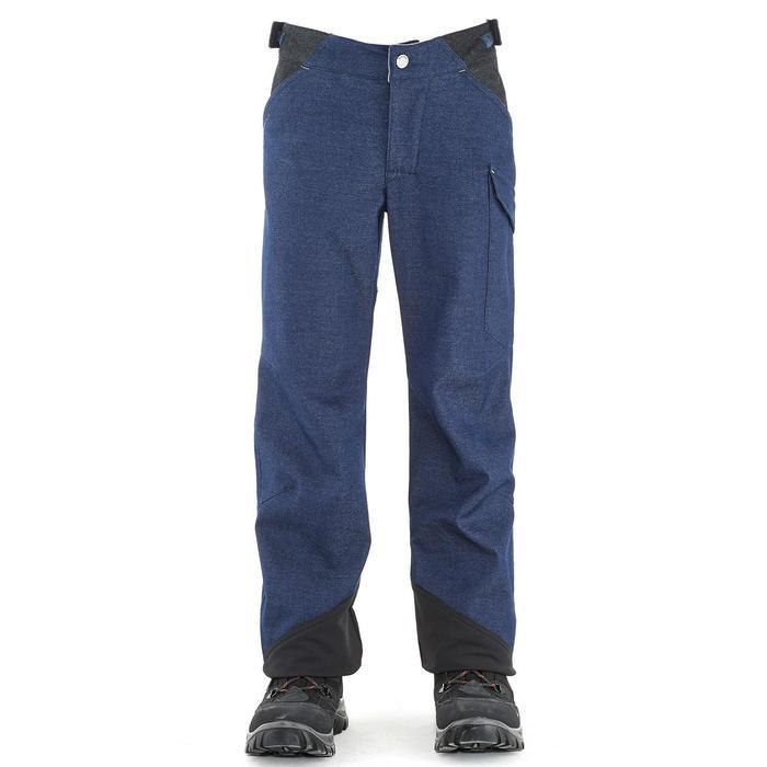 Pantalon de randonnée neige junior SH100 warm - 1192859